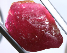 18.15-CTS RICH RED RUBY ROUGH RG-4720