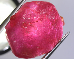 18-CTS RICH RED RUBY ROUGH RG-4726