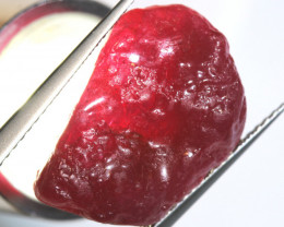 28.60-CTS RICH RED RUBY ROUGH RG-4728