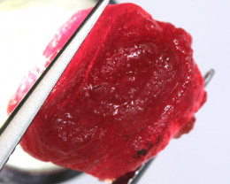 21.30 -CTS RICH RED RUBY ROUGH RG-4730