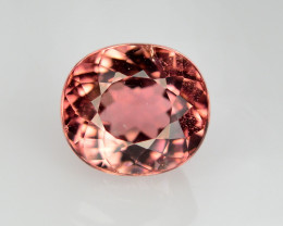 2.10 Ct Natural No Heat Tourmaline Gemstone