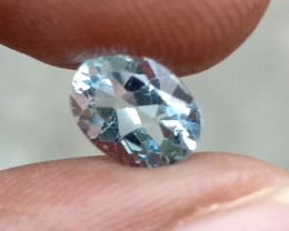 BLUE TOPAZ GENUINE GEMSTONE Natural VA3205