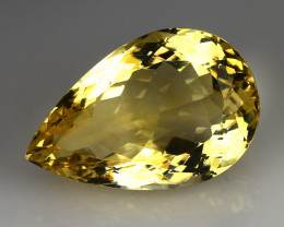 12.51 CT NATURAL CITRINE TOP QUALITY GEMSTONE C3