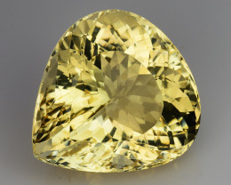 19.11 CT NATURAL CITRINE TOP QUALITY GEMSTONE C9