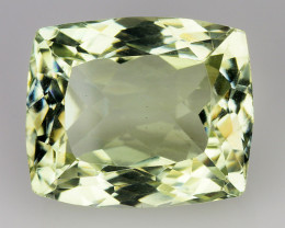 31.90 CT PRASOILITE TOP CLASS CUT GEMSTONE P1