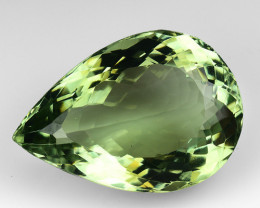 19.84 CT PRASOILITE TOP CLASS CUT GEMSTONE P8