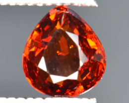 1.27 Cts AAA Spessartite Open Color and Untreated TS11