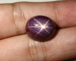 **No Reserve** 24.3ct Star Ruby