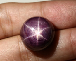 **No Reserve** 46.2ct Star Ruby