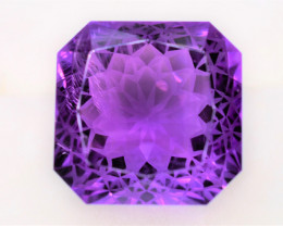 Amethyst Awesome cut 19.40 carats
