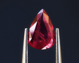 N.R Ruby from Mozambique 1.02 carats
