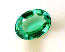 High - End 1.19 ct Zambian  Emerald Certified!