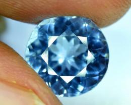 3.20 Carats Natural Untreated Aquamarine Gemstone
