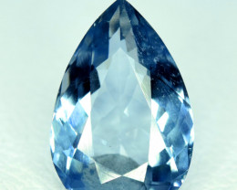 3.30 Carats Natural Untreated Aquamarine Gemstone