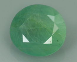 3.00 cts Natural Green Grandidierite No heat madagascar