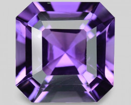 4.89 CT FANCY AMETHYST TOP CLASS GEMSTONE AM18