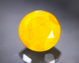 Diamond 0.38Ct Natural Yellow Color Fancy Diamond 30CF33