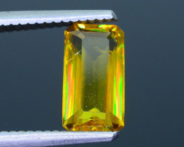 Rare AAA Fire 2.31 ct Chrome Sphene Sku-41