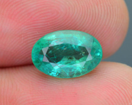 Top Grade 2.39 ct Zambian Emerald SKU-30