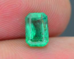 1.08 ct Zambian Emerald SKU-30
