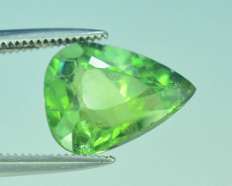 Great Luster 3.75 ct Green Apatite