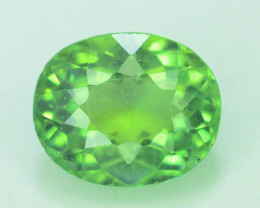 Great Luster 3.90 ct Green Apatite