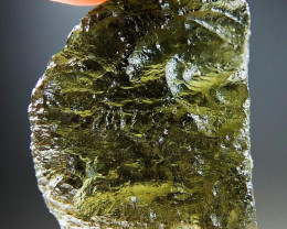 Shiny Natural Moldavite