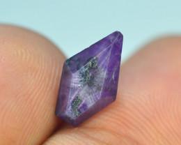 Top Garde 4.0 ct Corundum Kashmir Sapphire Trapiche