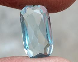 BLUE TOPAZ GENUINE GEMSTONE Natural VA3298