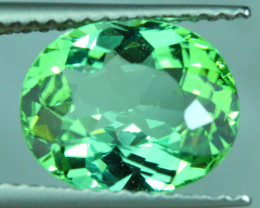 2.96 ct AIG CERTIFIED Master Cut Copper Bearing Mozambique Paraiba Tourmali