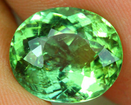 6.40 CT CERTIFIED  Copper Bearing Mozambique Paraiba Tourmaline-PR522