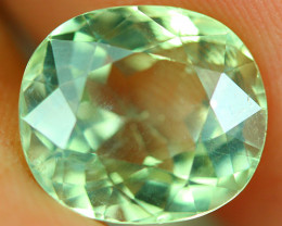 5.87 CT CERTIFIED  Copper Bearing Mozambique Paraiba Tourmaline-PR534