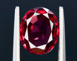 2.45 CT RHODOLITE GARNET FROM MALAY AFRICA ~K