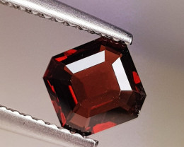 1.02 ct AAA Quality Gem  Octagon Cut Natural Pink  Spinel