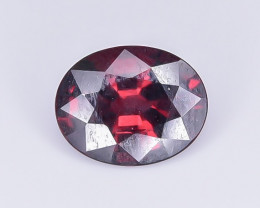 2.84 Crt  Rhodolite Garnet Faceted Gemstone (R55)