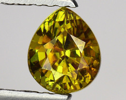 1.02 Ct Natural Sphene Sparkiling Luster Gemstone. SN 03