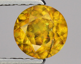 0.82 Ct Natural Sphene Sparkiling Luster Gemstone. SN 07