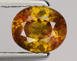 0.83 Ct Natural Sphene Sparkiling Luster Gemstone. SN 08