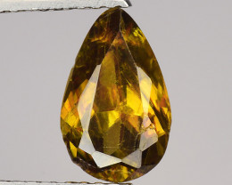 1.54 Ct Natural Sphene Sparkiling Luster Gemstone. SN 12