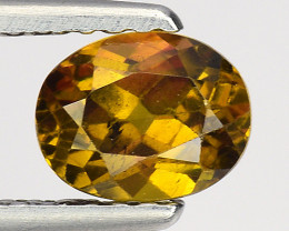 0.83 Ct Natural Sphene Sparkiling Luster Gemstone. SN 19