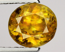 1.25 Ct Natural Sphene Sparkiling Luster Gemstone. SN 22