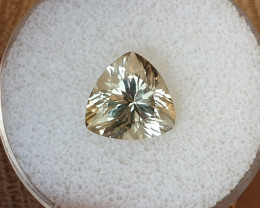 4,85ct Yellow Sunstone - Designer cut!