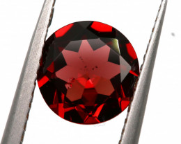 1.90CTS BURGUNDY RED GARNET FACETED  TBG-806