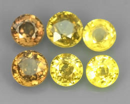 8.60 CTS~TOP LUSTROUS NATURAL CAMBODIA OVAL~RARE  ZIRCON!!