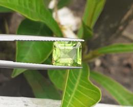 2.60 Cts Peridot Gems From Pakistan