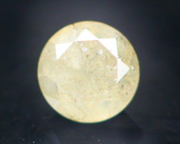 Diamond 0.51Ct Natural Grey Color Fancy Diamond 31CF21