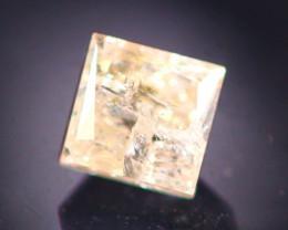 Diamond 0.36Ct Natural Princess Cut Fancy Color Diamond 31CF25