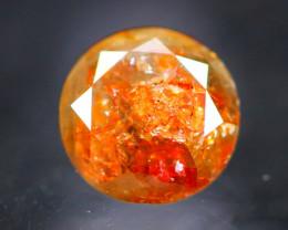Diamond 1.01Ct Natural Reddish Orange Color Fancy Diamond 31CF31