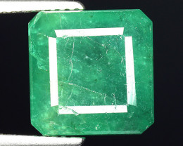 6.00 CT EMERALD TOP COLOR QUALITY ZAMBIA EM7