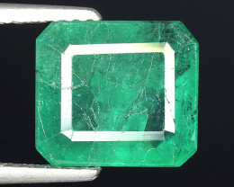 3.99 CT EMERALD TOP COLOR QUALITY ZAMBIA EM16